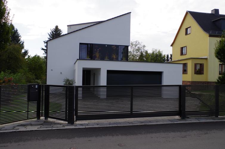 alu und kunststoff tor und zaunsysteme baumann. Black Bedroom Furniture Sets. Home Design Ideas